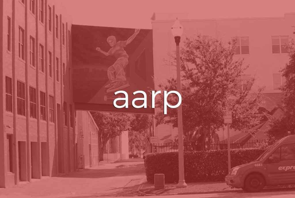Business Videographer | Tampa Bay | AARP Community and Culture