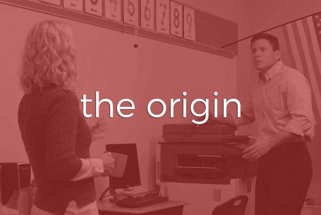 The Teacher Project | Tampa Bay| The Origin