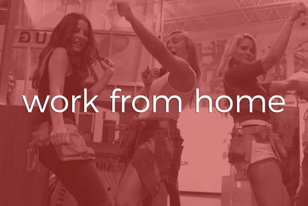 "Music Video | St. Petersburg | Power Design ""Work from Home"" Parody"