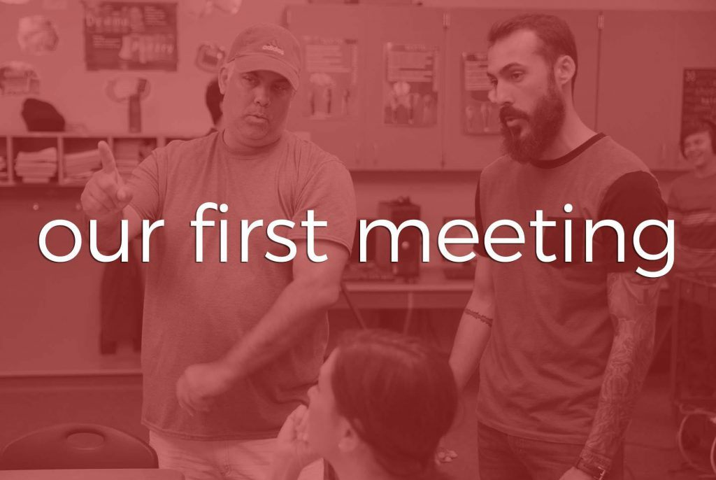 Production Company | Tampa Bay | Our First Meeting
