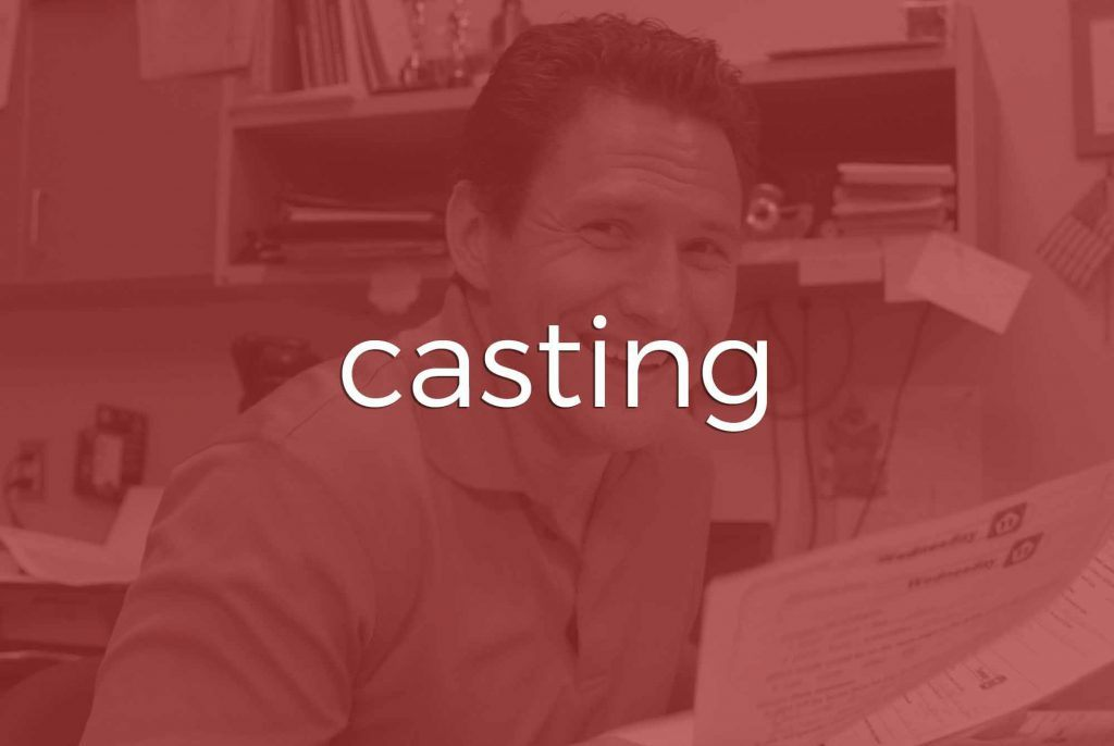 The Teacher Project | Tampa Bay | Casting