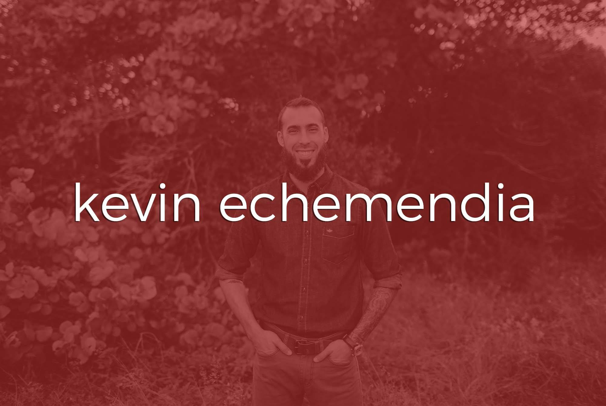 Meet the Team | Kevin Echemendia | Two Stories Media