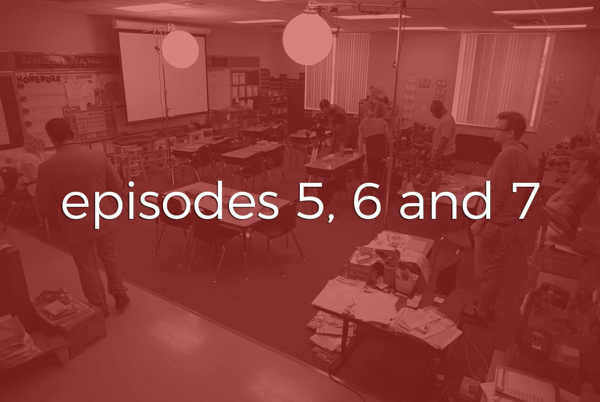 The Teacher Project | Tampa Bay | Episodes 5, 6, & 7