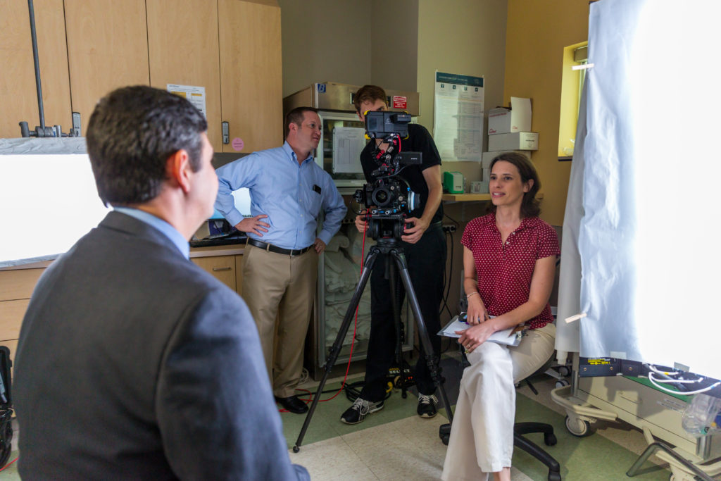commercial videography photography medicine production company media tampa bay st petersburg