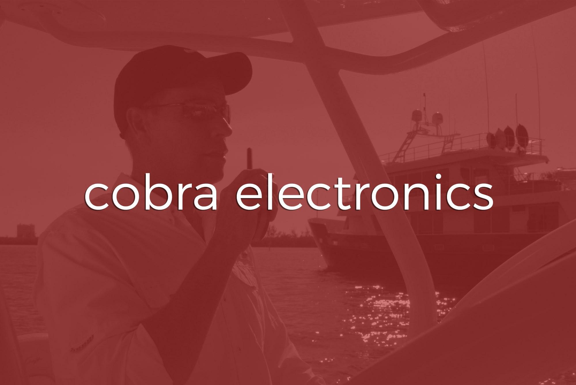 Commercial Videography & Advertising | Sarasota | Cobra Electronics