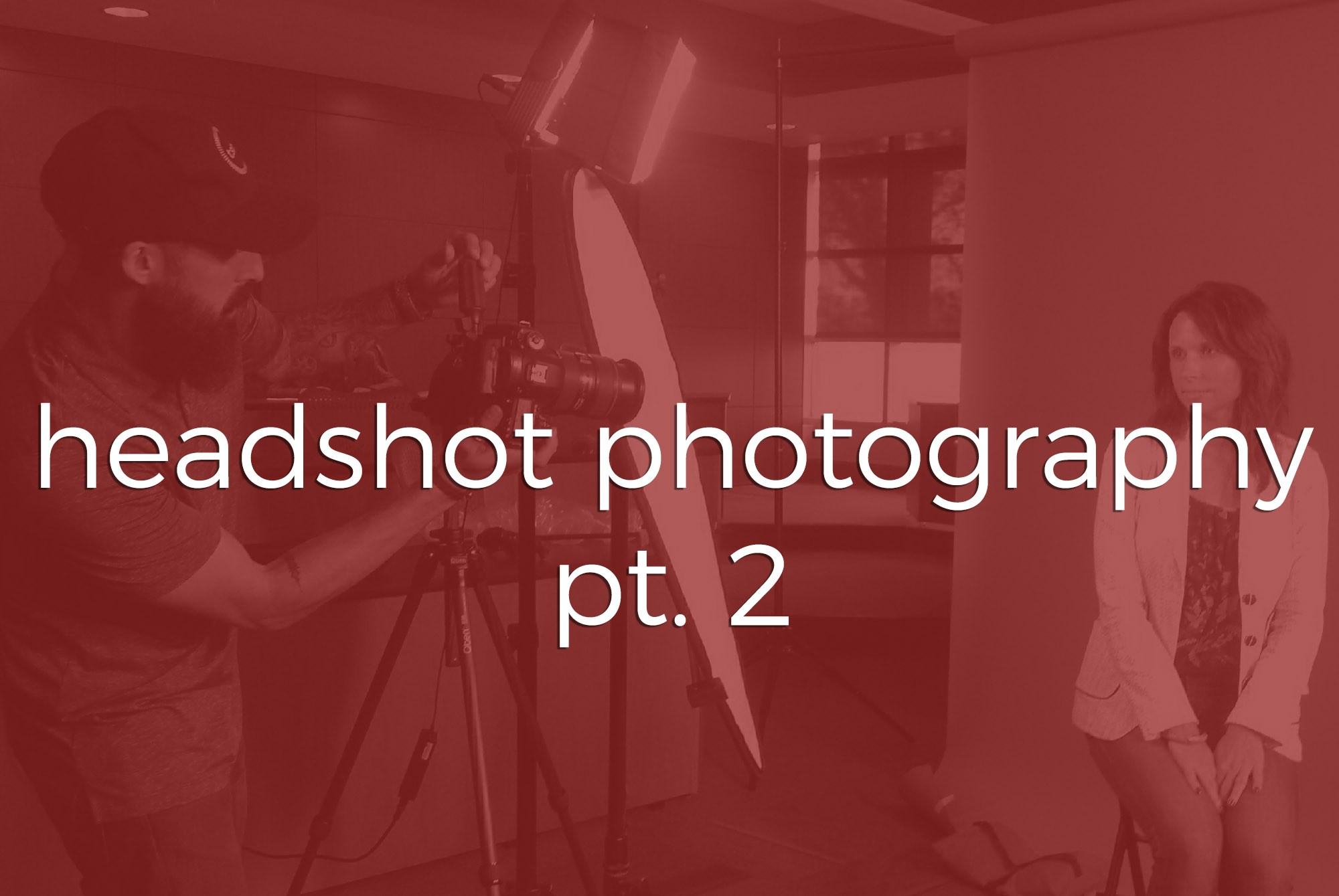 Headshot Photography | Recent Work | Two Stories Media