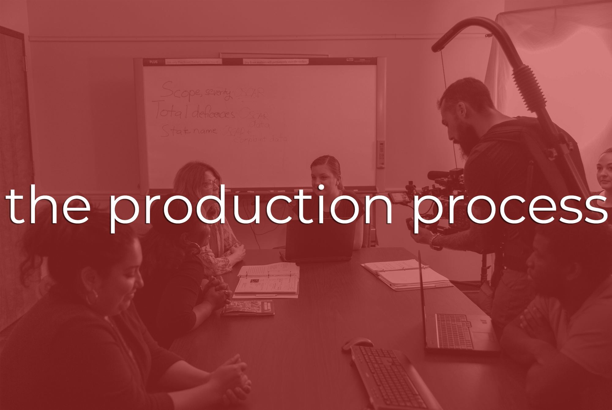 Working With Us | Production Process | Two Stories Media