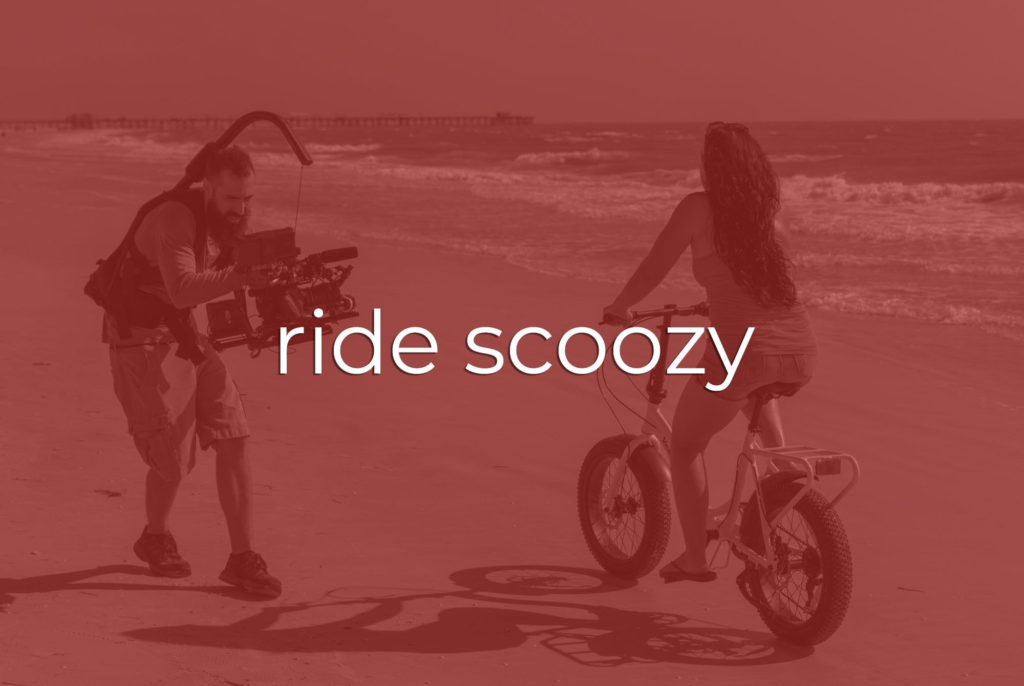 Commercial Videography | St. Petersburg | Ride Scoozy