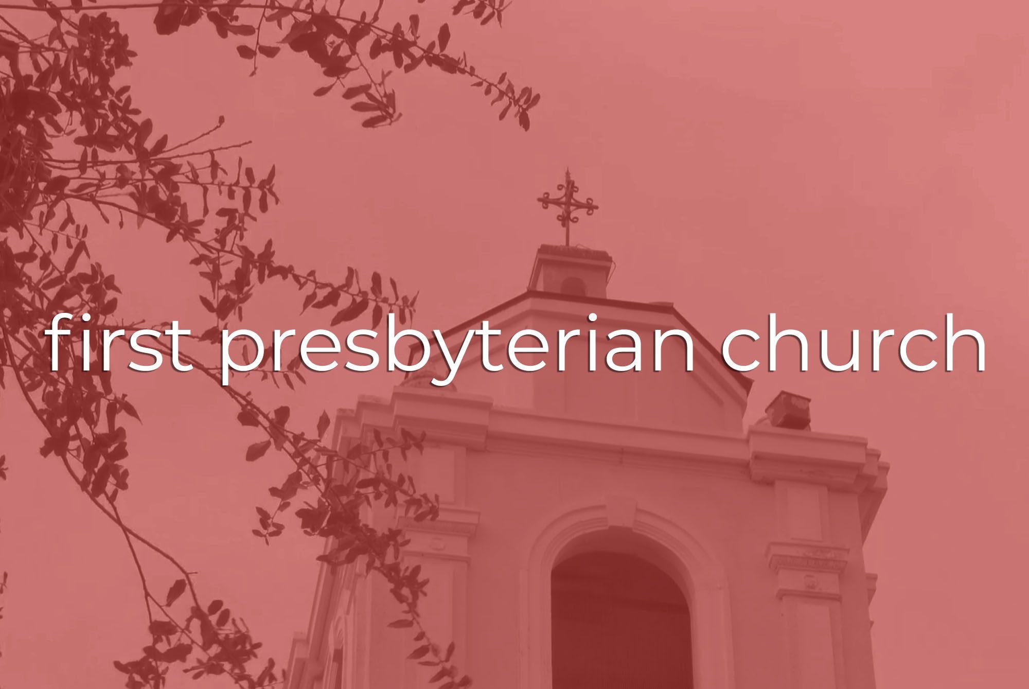Advertising Videography | Dunedin | First Presbyterian Church