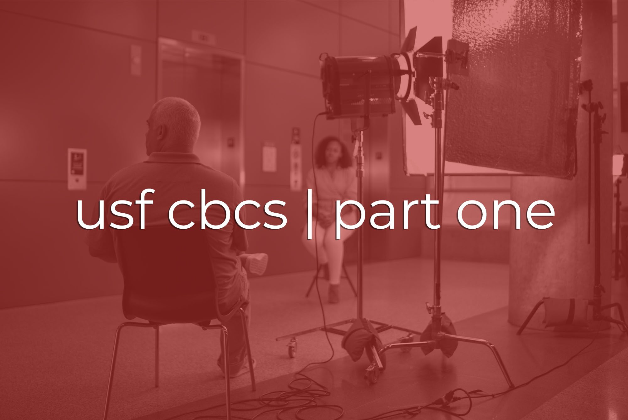 Commercial Videography | Tampa| USF College of Behavioral and Community Sciences