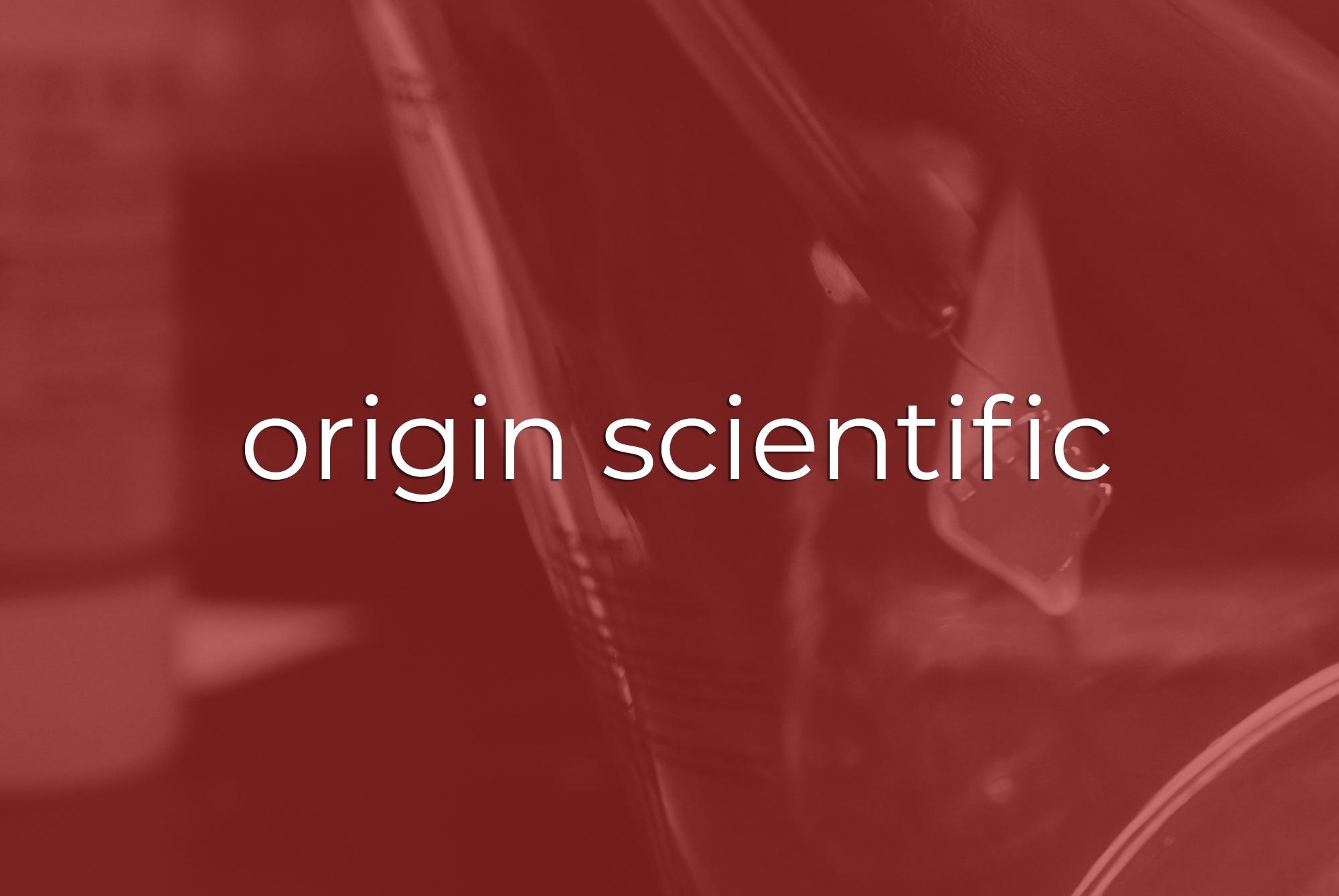 Commercial Videography | St. Petersburg | Origin Scientific