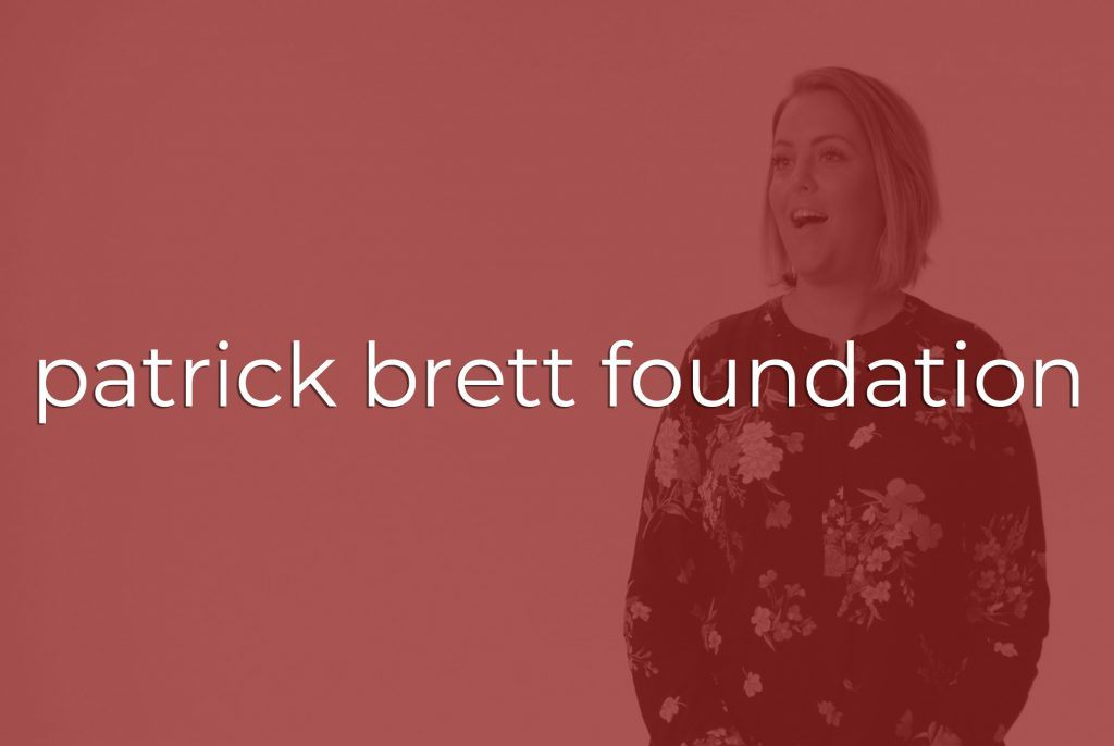 Studio Production | St. Petersburg |Patrick Brett Foundation