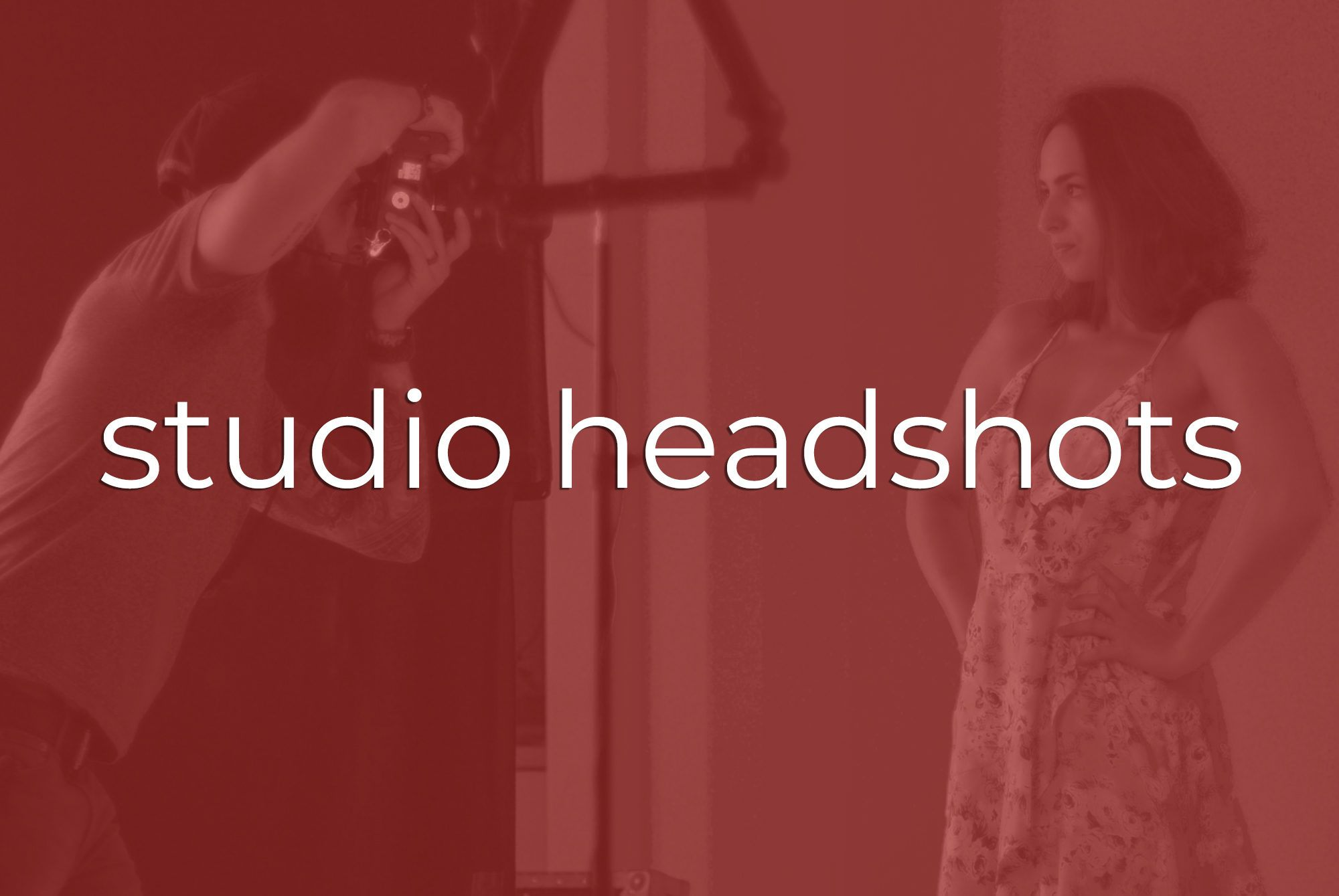 Studio Headshots | St. Petersburg | Two Stories Media