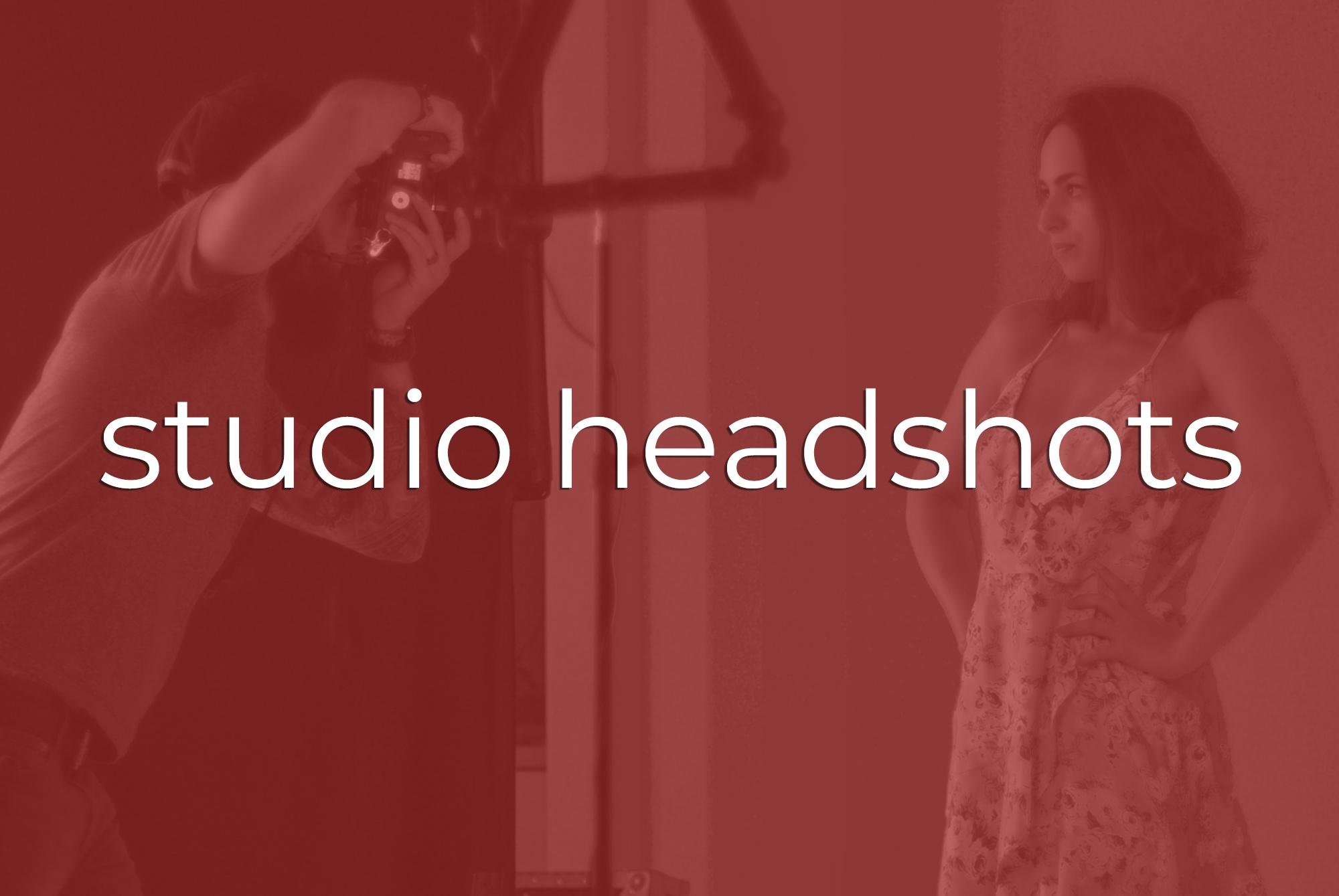 Studio Headshots | St. Petersburg | Two Stories Media