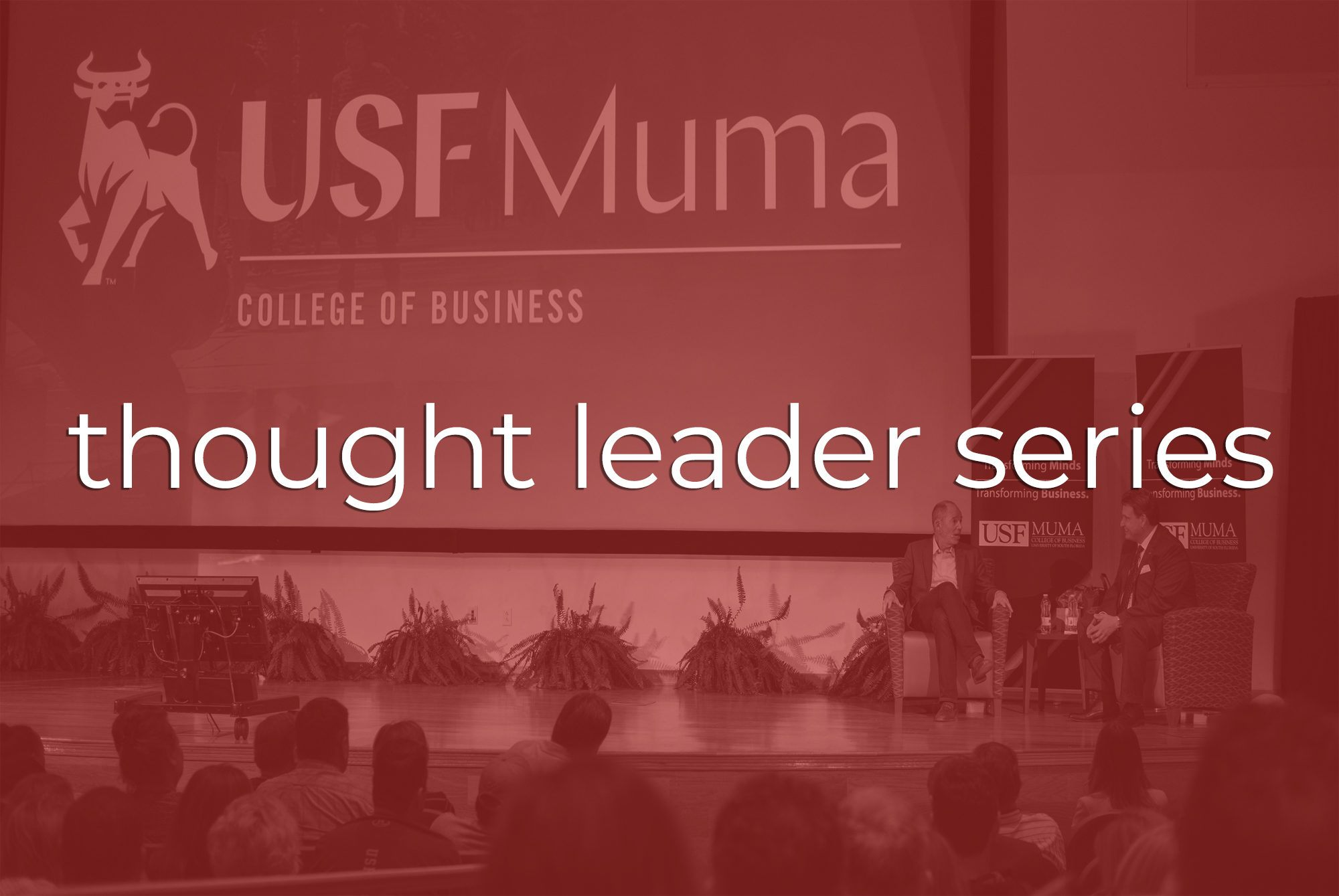 Event Videography | Tampa | USF Thought Leader Series