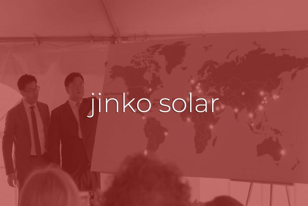 Commercial Videography | Jacksonville| JinKO Solar