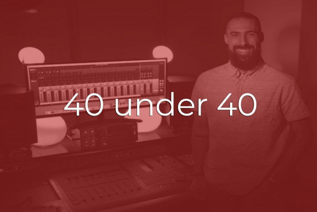 40 Under 40 Awards | Kevin Echemendia