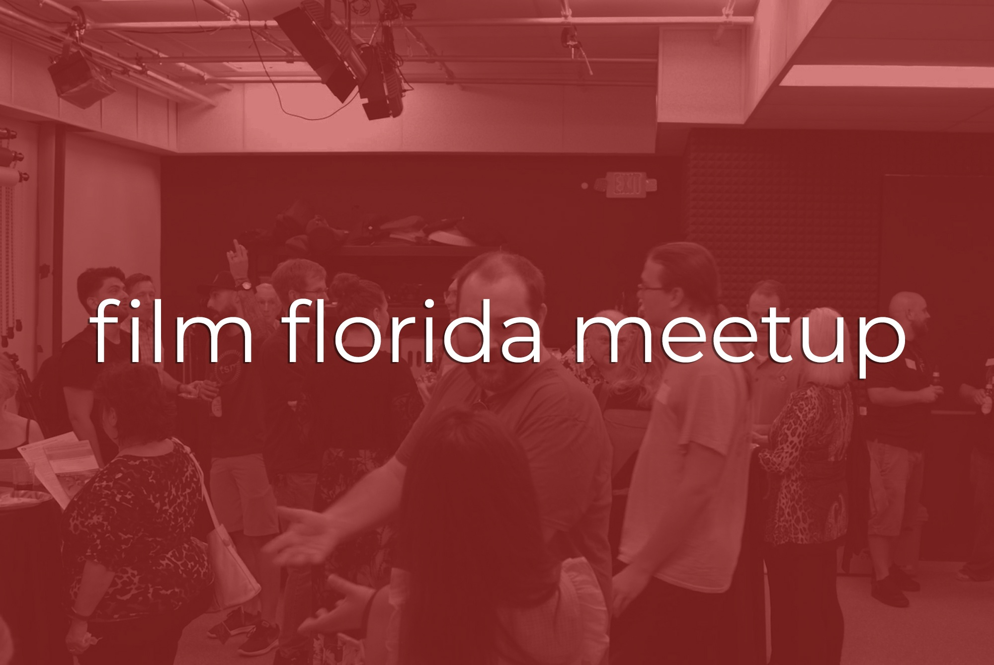 Film Florida Meet Up | Clearwater | Two Stories Media
