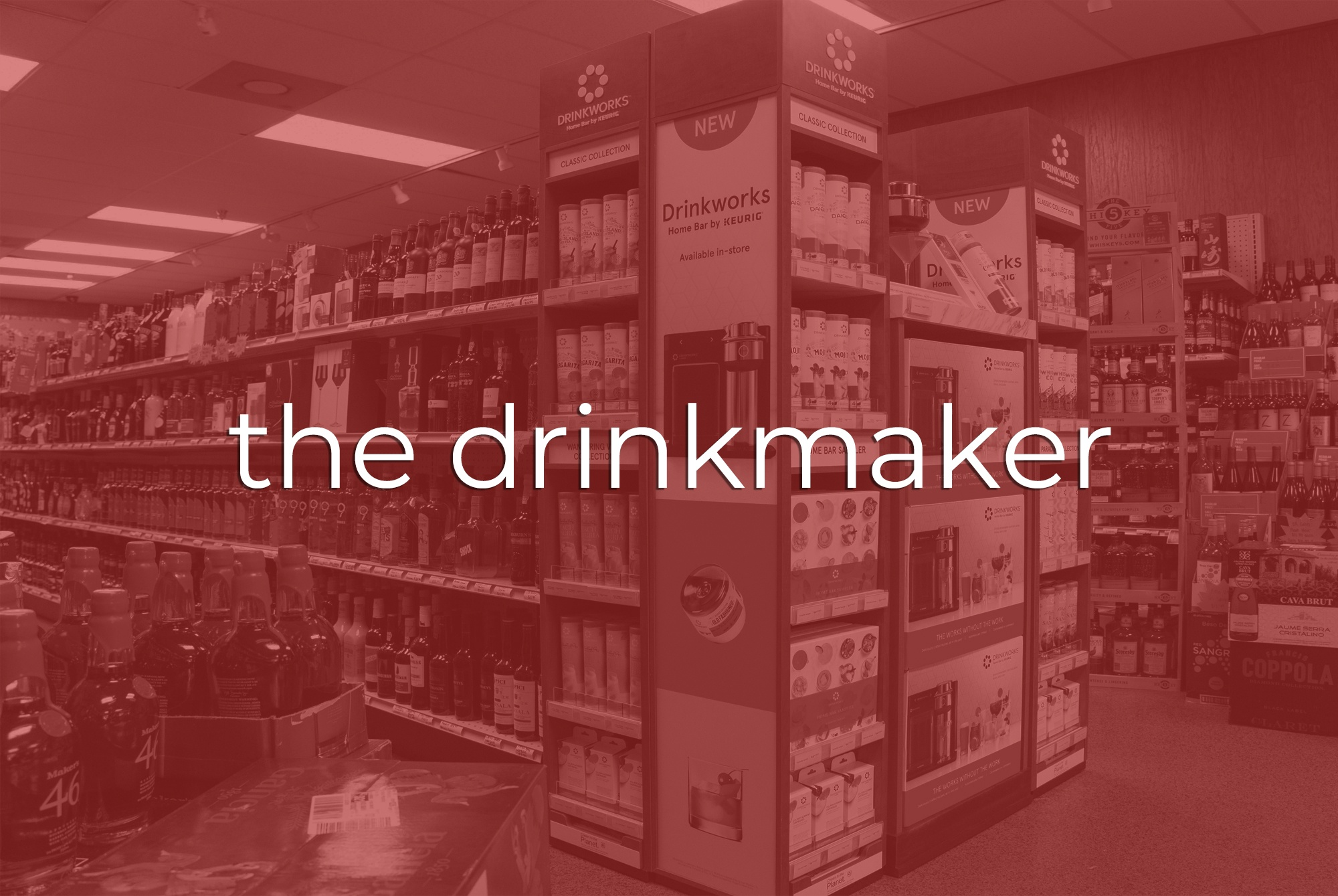 Product Photography | The Drinkmaker