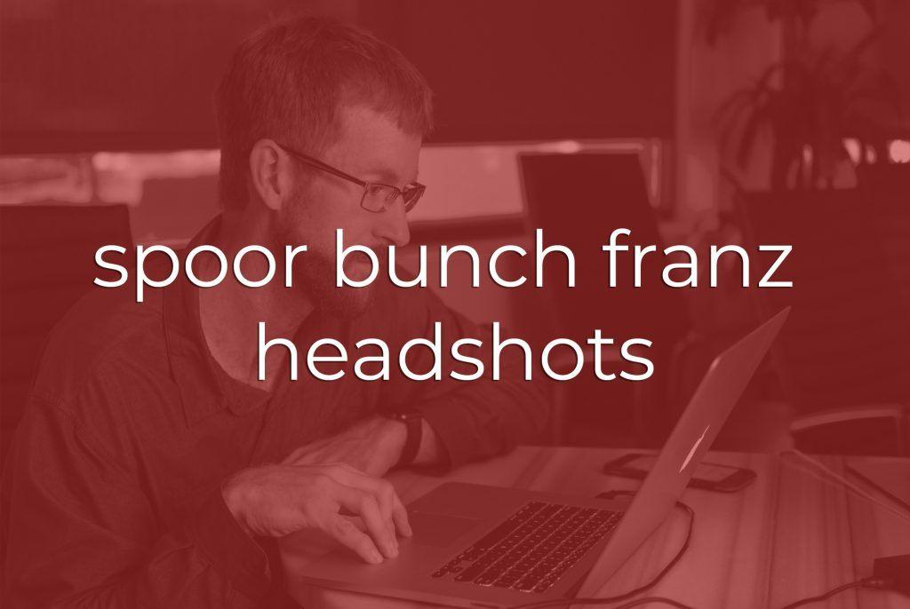 Headshots | Spoor Bunch Franz | St. Petersburg