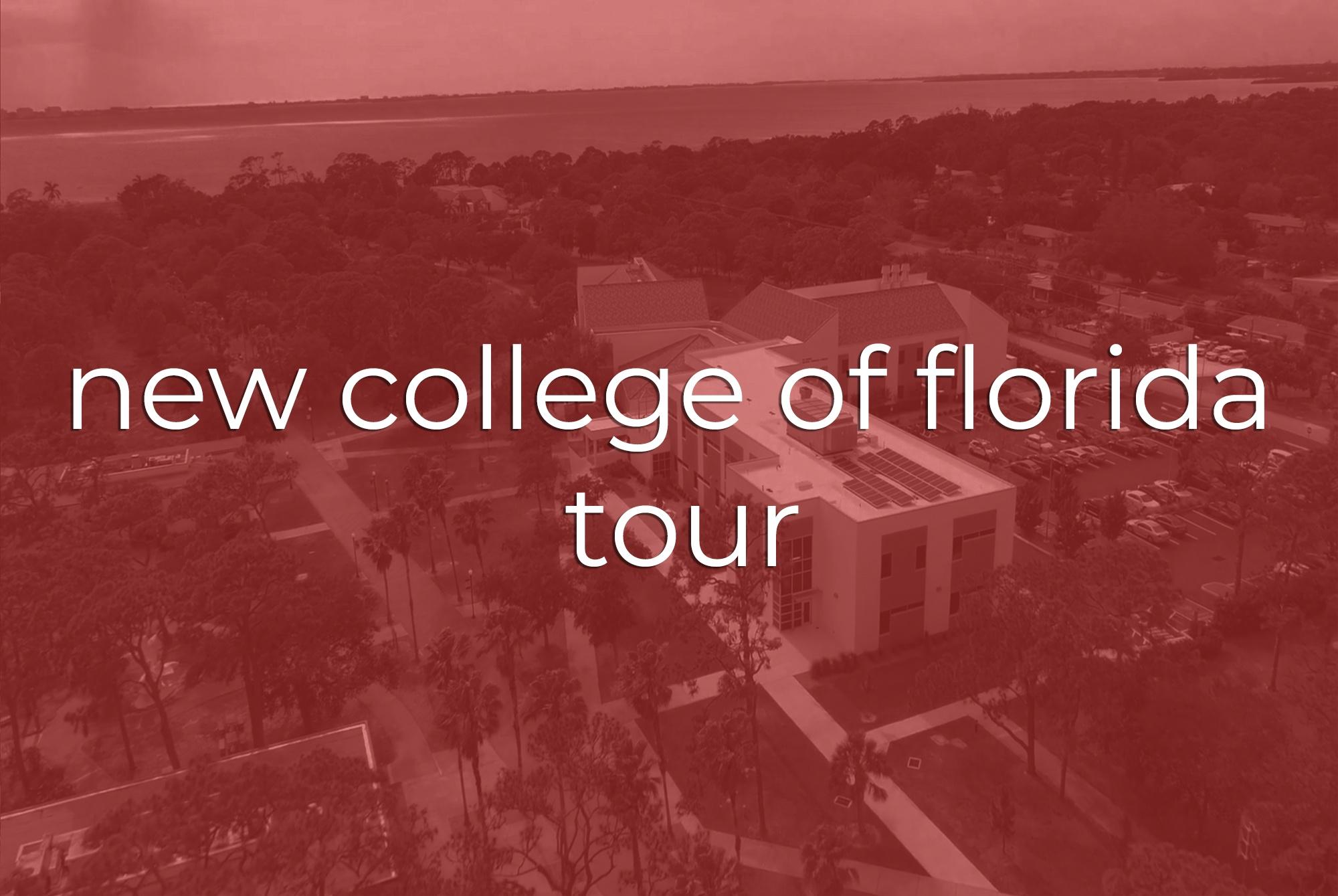 Advertising Video | New College of Florida Tour | Sarasota