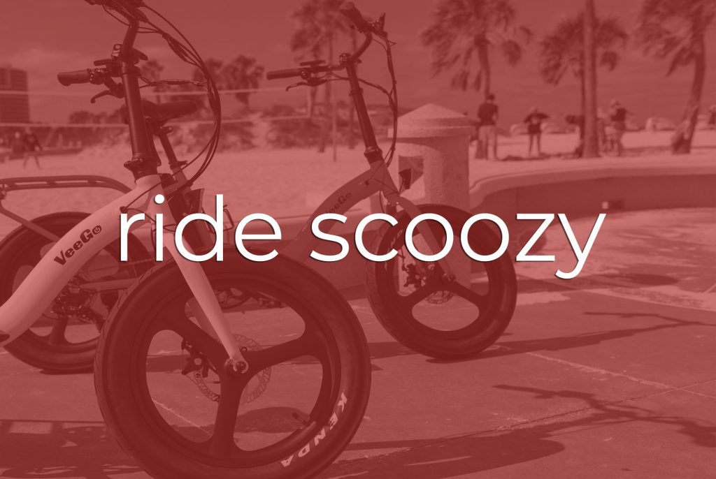 Commercial Video | St. Petersburg |Ride Scoozy